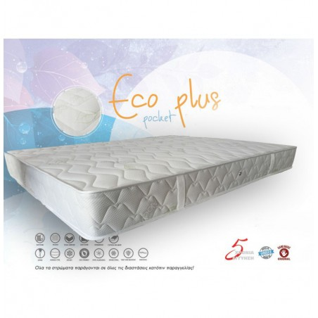 Eco Plus 90X190-200 SKU:00319